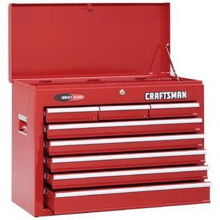 craftsman 6 drawer tool box quiet glide chest craftsman 8 drawer quiet glide chest red tools tool