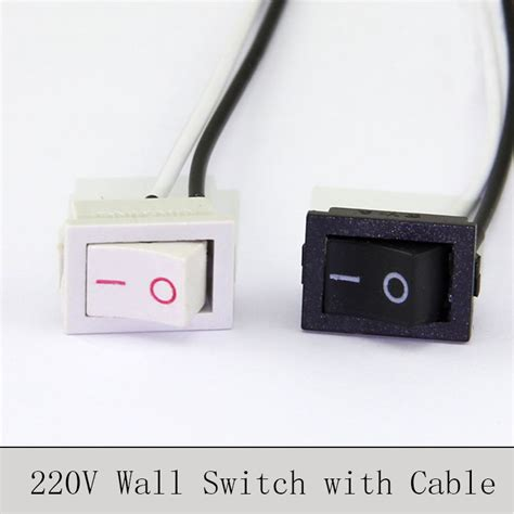 Bedside Switch 12pcs pushbutton l switches key switch on switch lighting diy accessories bedside ls