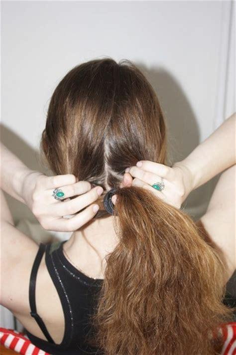 how to diy easy and elegant bun hairstyle icreativeideas how to diy easy and elegant bun hairstyle icreativeideas com