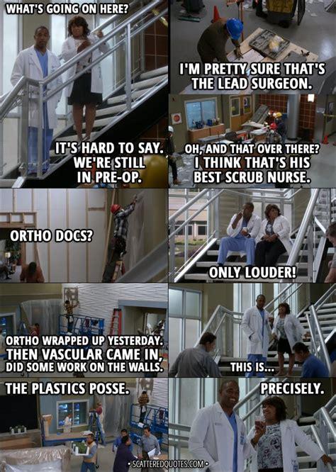 Season 10 Episode 1 Greys Anatomy Quotes