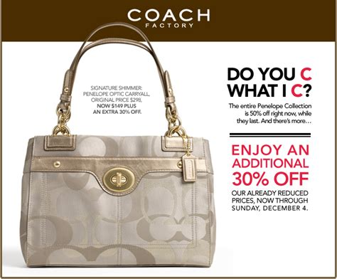 couch outlet 30 off coach outlet coupon faithful provisions
