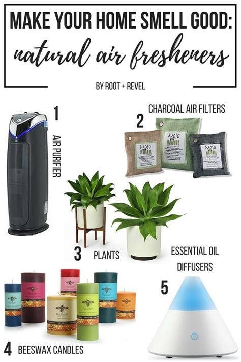 natural air fresheners     home smell good