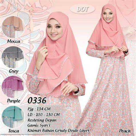 Jilbab Cantik Malang jual baju gamis dan busana muslim di malang murah butik