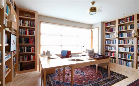 20 library home office designs decorating ideas design 20 library home office designs decorating ideas design
