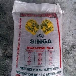 Pupuk Kalsium Magnesium kieserite cap singa kios pupuk distributor pupuk