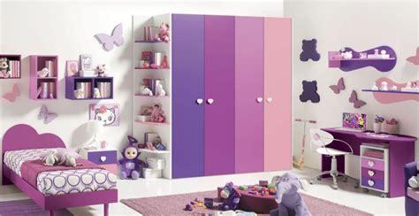 mobili x camerette cameretta per bambini e lilla