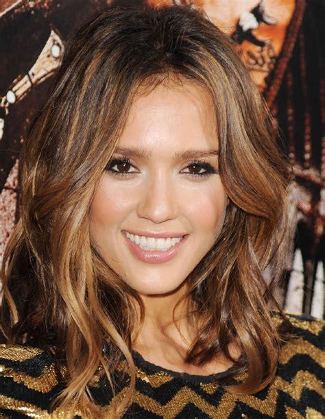 Cool top Trend Medium Length Wavy Hairstyles   Fade Haircut