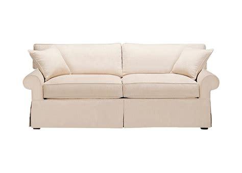 Slipcovered Sofa Sofas Loveseats Ethan Allen