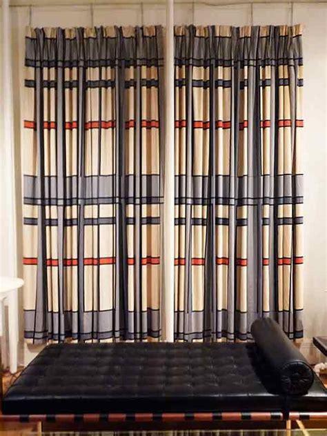 frank lloyd wright curtains the curious eye april 2009