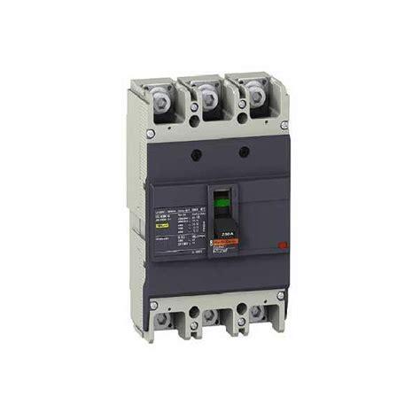 Mccb Schneider Ezc100n 3p 60a75a80a100a 18ka mccb easypact ezc250