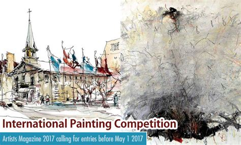 painting competition painting competition artists magazine calling for entries