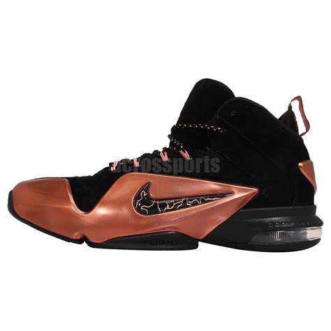 hardaway basketball shoes nike zoom vi 6 hardaway copper mens basketball