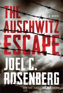 """new novel, """"the auschwitz escape,"""" will release march 18th"""