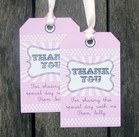 Thank You Tags For Baby Shower by Baby Shower Invitations Decorations