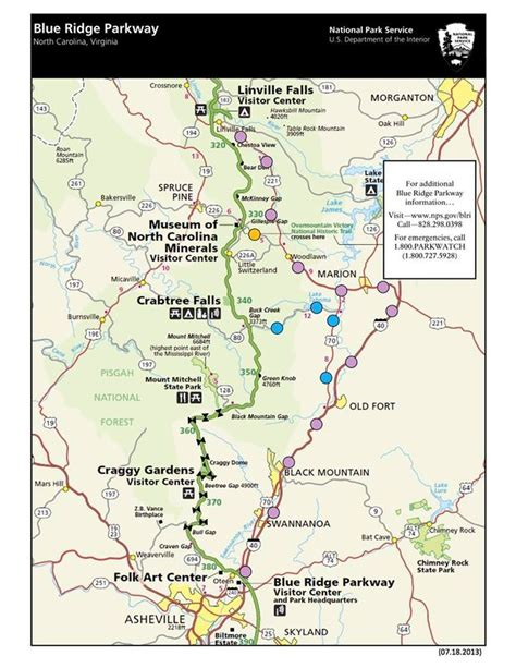 blue ridge texas map blue ridge parkway map nc vacation blue ridge parkway blue and map nc