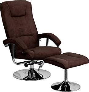 microfiber office chair staples flash furniture contemporary brown leather