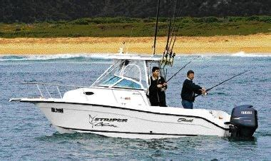 striper boats for sale australia seaswirl 2101 walk around review trade boats australia