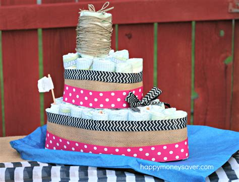 how to make a boat shaped diaper cake ahoy a nautical themed baby shower with free printable