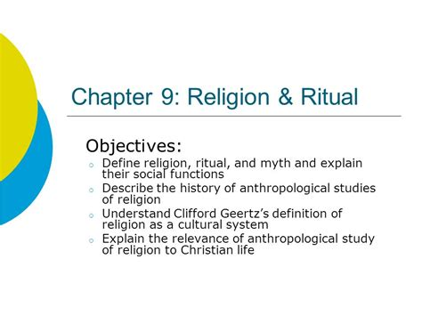 Religious Themes Definition | chapter 9 religion ritual ppt video online download