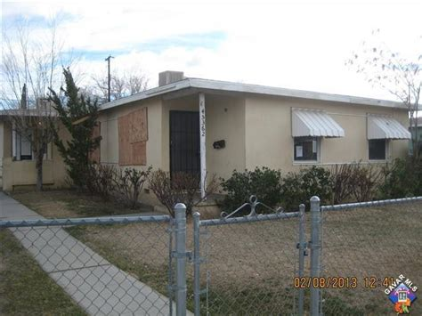 Homes For Sale In Lancaster Ca by 45362 10th St W Lancaster California 93534 Foreclosed