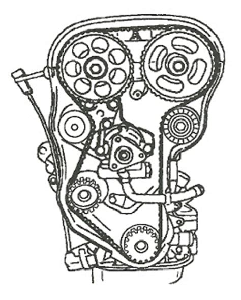 Timing Belt Chery Qq By Toko E manuales reparacion chevrolet aveo lova 维修手册雪佛兰乐风 乐骋