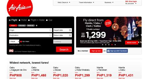 Airasia Website | air asia promo codes vouchers ivouchercodes ph