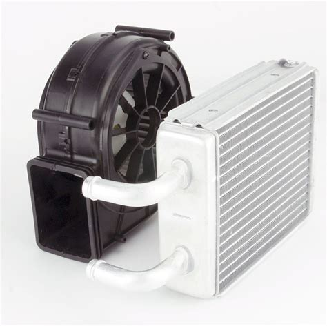 Small Heater Repair Compact Heater Matrix And Fan Kit Car Builder Solutions