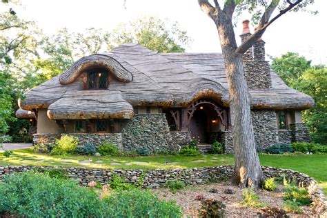 hobbit house my friend calls this the hobbit house a