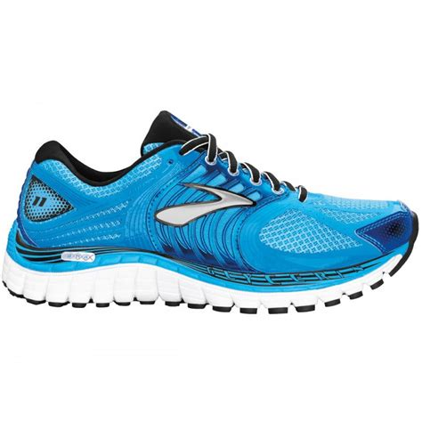 running shoes blue glycerin 11 road running shoes aquarius blue black silver