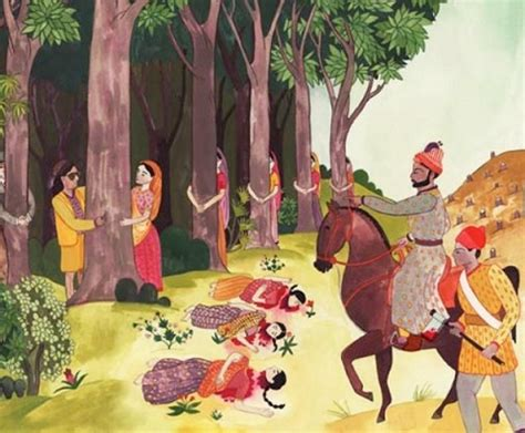 the bishnois, india's original environmentalists, who