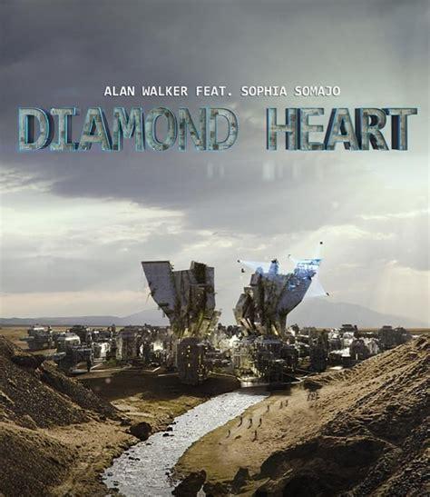 alan walker diamond heart album song alan walker feat sophia somajo diamond heart