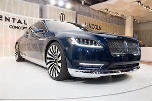 new continental car 2016 lincoln continental concept price review specs