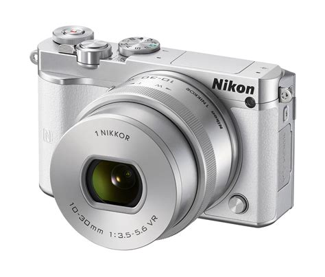 nikon 1 j5 mirrorless officially announced nikon