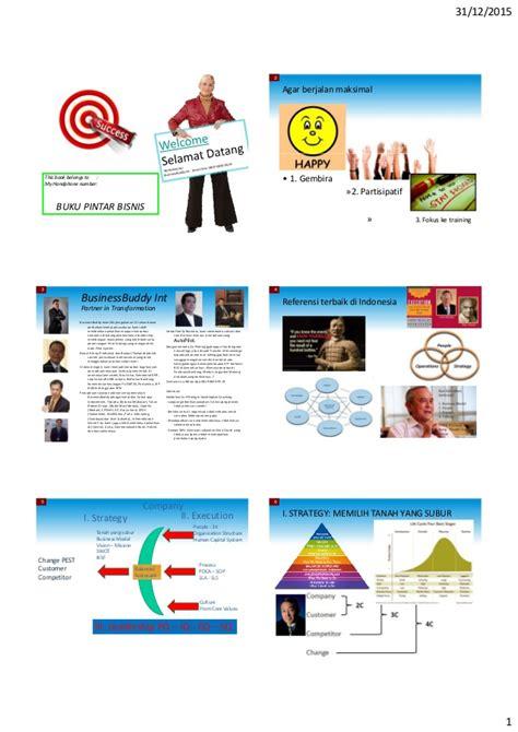 Buku Curhat Bisnis buku pintar bisnis