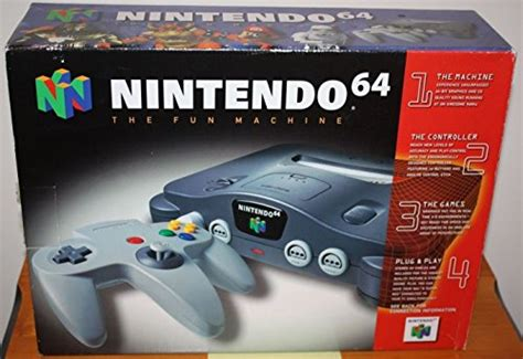 new n64 console nintendo 64 system console buy in