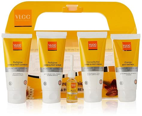 Manicure Products by Buy Vlcc Pedicure And Manicure Kit At Rs 299 From