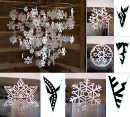 diy paper snowflakes templates wonderful diy paper snowflakes with pattern