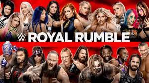 post schedule royal rumble ajw dream slam  friday