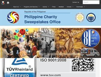Philippine Charity Sweepstakes Official Website - swertres lotto angle guide images websites yaserp com free forum world s crazy