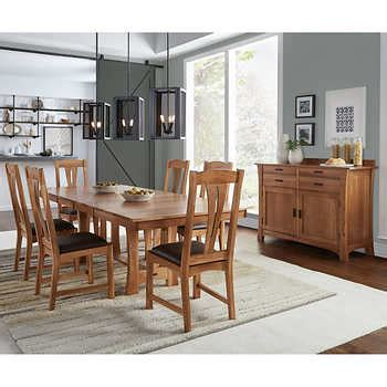 Annora Set by Annora 8 Dining Set