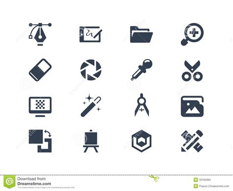 graphic design icon definition graphic design icons stock photos image 33762063