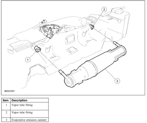 Ford F150 Evap Canister Location Explorer Evap Canister Take The Fuel Tank To Get To It