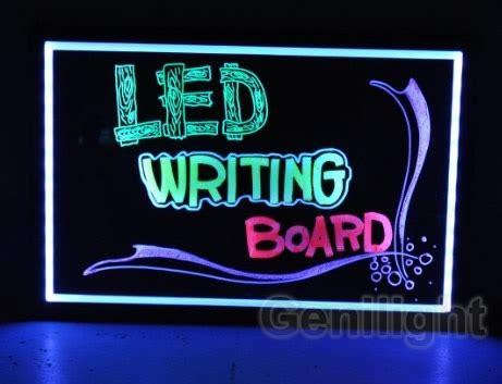 Led Writing Board led writting board genilight optoelectronic technology