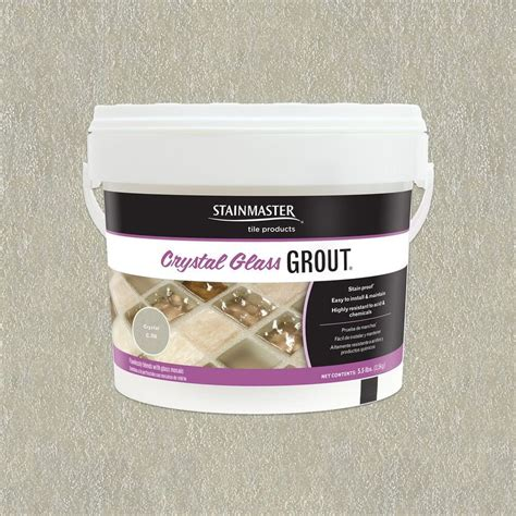 epoxy grout shop stainmaster 5 5 lb epoxy grout at lowes