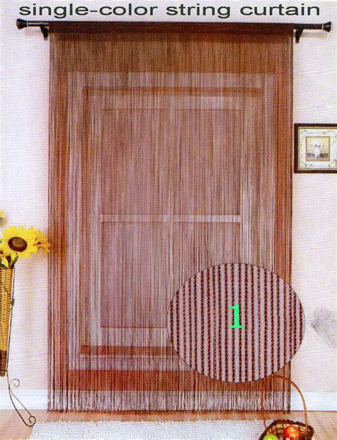 Gorden Tirai Benang tirai benang motif raja gorden