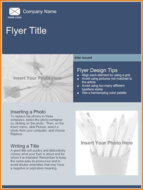 exles of flyer design flyer exle authorization letter pdf
