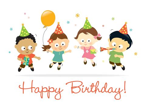 Animated Child Birthday Card Organisation D Anniversaire De 1 224 3 Ans F 234 Te D