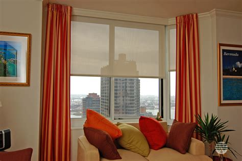 Red And Yellow Kitchen Curtains Solar Shades 5 Openness Colorful Red And Yellow