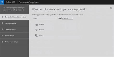 credit card security policy template trustsharepoint office 365 securitynew innovations