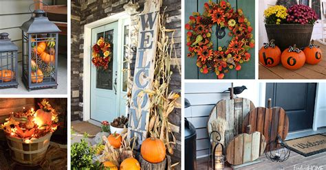 6 fall porch decor ideas b a s blog 27 best fall porch decorating ideas and designs for 2017